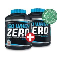Iso Whey Zero, 15% de reduction sur le deuxieme, doublez et economisez