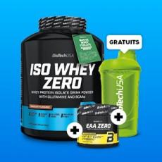 Iso Whey Zero 2.270 G + Eaa Zero 180gr + Shaker